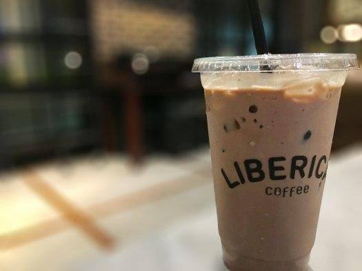 LibericaChocolate